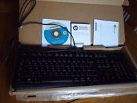 HP KU-1156 Microsoft Windows Keyboard