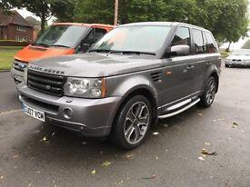 2007 Range Rover Sport 2.7