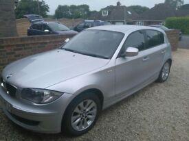 BMW 116D Es 5DOOR