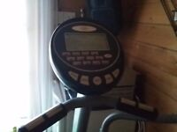 HORIZON Elliptical cross trainer Delta 150 for sale .