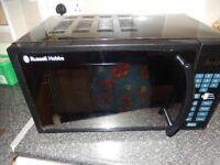 Russel Hoobs Microwave