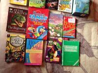 Reading books( £1 Each)