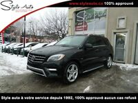 2012 Mercedes-Benz M-Class ML350 BLUETECH AMG