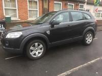 Chevrolet Captiva vcdi Automatic Diesel 7seater