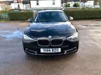 2014 BMW 1 Series 2.0 116d Sport Sports Hatch (s/s) 5dr
