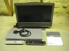 Sony Bravia TV and Sony CD/DVD