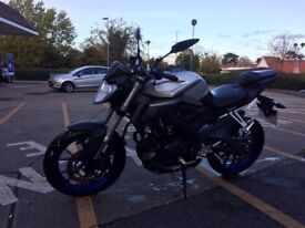 YAMAHA MT125 ABS for sale