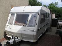 Abbey 415 GTS 4 berth caravan spares or repair, damp issue, see photos.