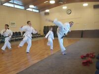 Karate - $50 a month (individual) $45 (family)+FREE Karate suit