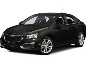 2015 Chevrolet Cruze DIESEL Leather loaded automatic DIESEL
