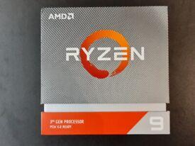 *BRAND NEW* AMD Ryzen 9 3950X Processor (16C/32T, 72 MB Cache, 4.7 GHz Max Boost)