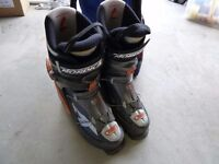 Nordica Smartech 8 Ski boots with cable torsion lacing system