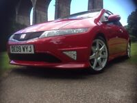honda civic type r mint condition lady owner low miles £6500 or swap