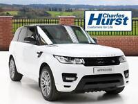 Land Rover Range Rover Sport V8 AUTOBIOGRAPHY DYNAMIC (white) 2014-07-31