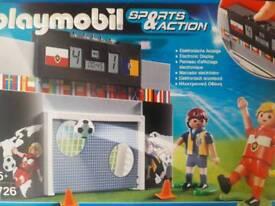 Playmobil interactive football set