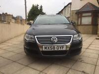 Vw passat dsg Sel sport tdi 170 auto no px audi a3 golf estate