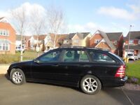 Mercedes Benz c180 Kompressor, Classic SE Automatic, 5 door estate