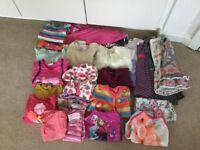 Huge bundle of Girls clothing age 2/3