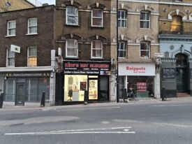 350SF RETAIL 10 MINS FROM KINGS X AND FARRINGDON AND OPPOSITE CROWN PLAZA 4*HOTEL IDEAL FOR A BARBER