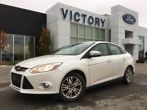 2012 Ford Focus SEL, BLUETOOTH, HEATED SEATS, SONY SOUND