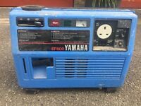 Yamaha EF600 Generator and Owner's Manual
