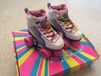 Girls Roller Skates Boots size 12