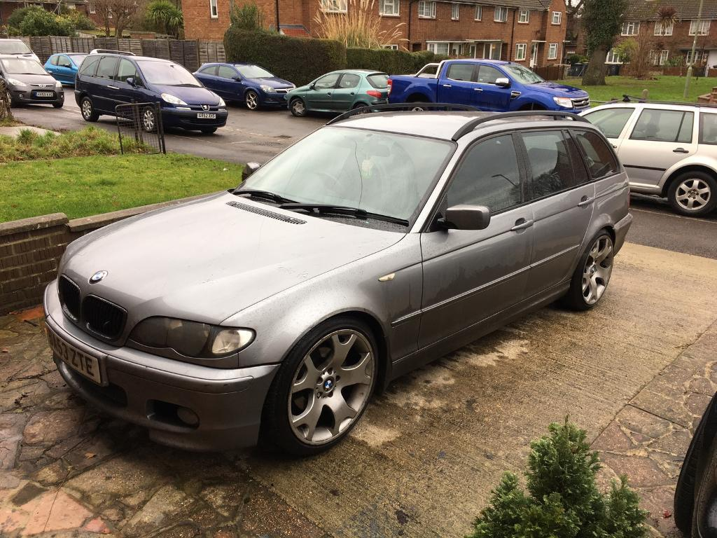 bmw e46 320d m sport tourer x5 wheels remap aux in. Black Bedroom Furniture Sets. Home Design Ideas