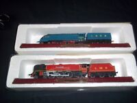 Collectable Model Trains, A4 class Mallard & Duchess of Sutherland