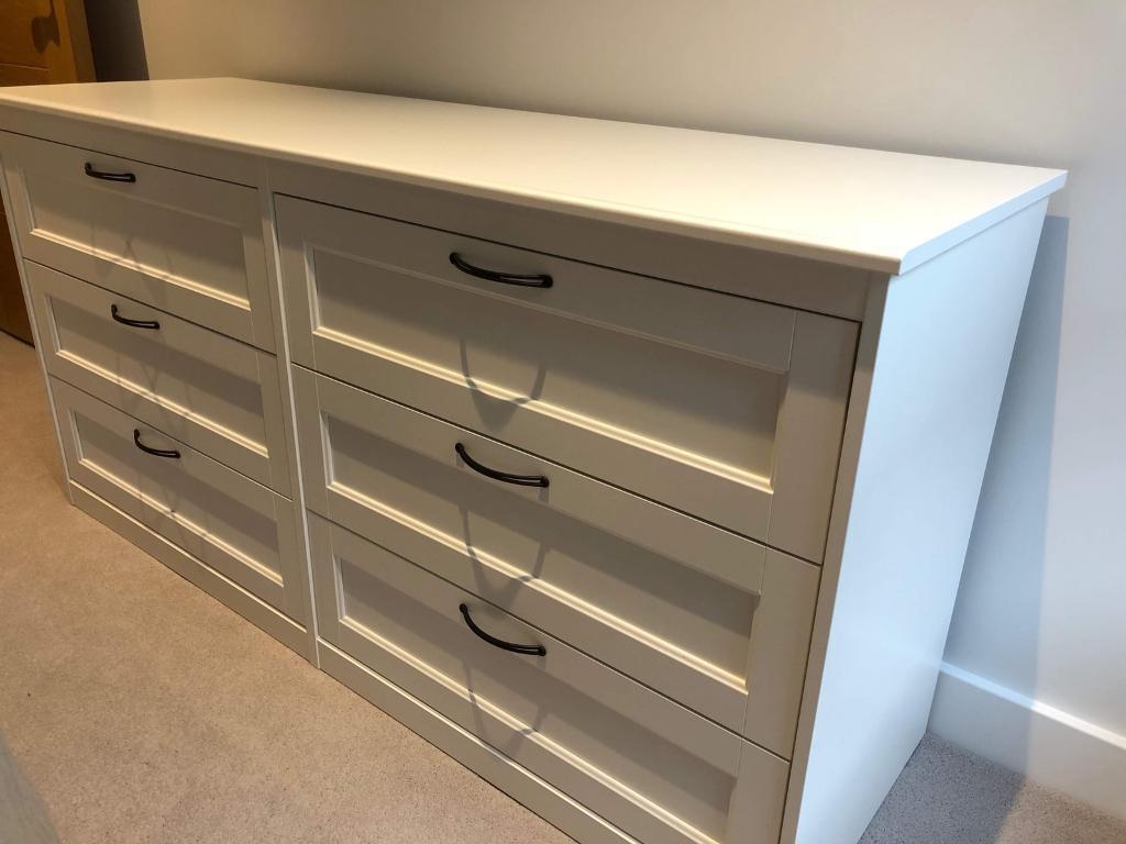 wholesale dealer 9692e 28be7 Ikea Songesand Drawers | in Harrow, London | Gumtree