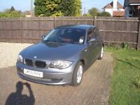 New MOT, 118d SE, maual with leather, new clutch, m-sport seats, lady owner