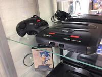 Sega MegaDrive Consoles X2