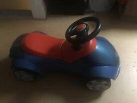 BMW licensed ride on