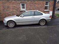 BMW e46 318 Coupe