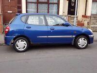 2003 Daihatsu SIRION BLUE 1.0 Patrol