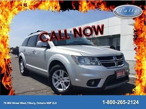 2012 Dodge Journey SXT & Crew, Local Trade, Must SEE!!!!