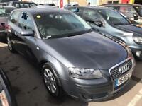 Audi A3 Perfect 2006. Mot. Cheap tax. New shape