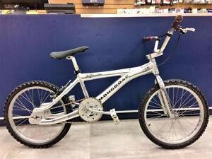 BMX Vintage MONGOOSE PRO Californian 25TH Chrome **SUPERBE CONDITION** #F020288