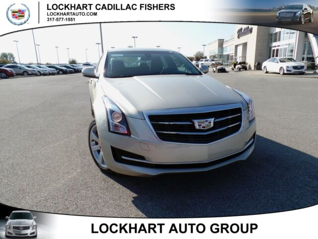 2.5L New Cadillac CUE w/Wireless Charging 7 Speakers AM/FM radio: SiriusXM