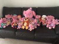 Haven soft toy bundle