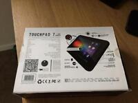 Android tablet: Versus touchpad 7