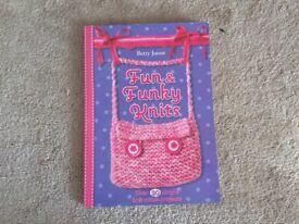 Fun & Funky Knits Book