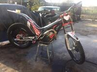 Gas gas 300 trials bike 2013 Adam raga replica