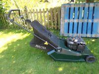 Hayter Harrier 48 Self Propelled Petrol Lawnmower