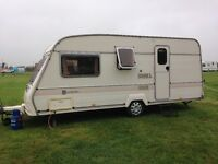 Bailey Scorpio 1997 4 berth for sale