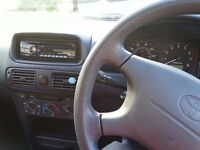 Toyota Corolla in excellent condition