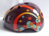 LAZER, NEW YOUTH ADULT CYCLING BMX BIKE BICYCLE HELMETS Size: M, 55-58cm