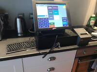 Digipos Touch Screen Till cash register