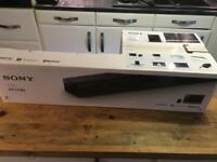 Sony Sound Bar and Sub Woofer HT-CT80