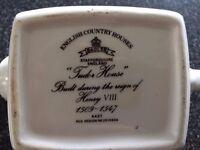 Teapot Sadler English Country House Collectable