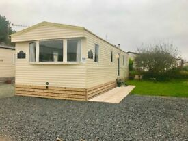 Static Caravan For Sale 2018 SITE FEES INCLUDED Sea Views North West 12 Month 4 Star Park Morecambe